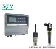Conductivity / TDS Meter iSOLV AC880